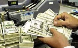 Nhu cầu vay mượn USD liên ngân hàng lại tăng vọt