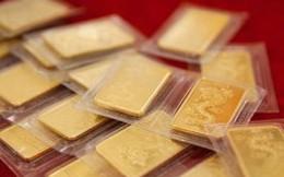 Vàng vẫn bất động trong dân