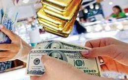 Vàng trong nước đắt hơn thế giới 22%, USD tự do lên 22.000 đồng