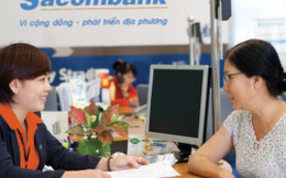 Sacombank được nới room tín dụng lên 20%