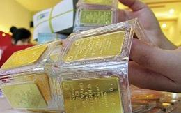 Giá vàng gắn với độc quyền