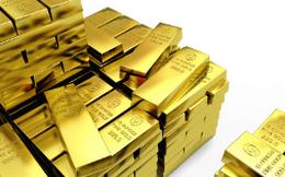 Giá giảm mạnh, 9 NHTW đã bán vàng