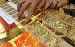 Vàng trong nước lại đắt hơn thế giới 3,3 triệu đồng/lượng