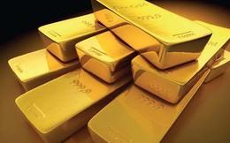 Giá vàng giảm xuống dưới 1.240 USD/ounce