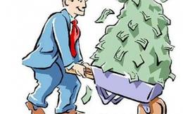 Cẩn thận khi khách hàng cùng rút và gửi tiền