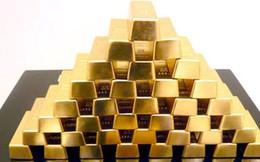 Nhu cầu bắt đáy đẩy giá vàng tăng mạnh nhất 7 tuần