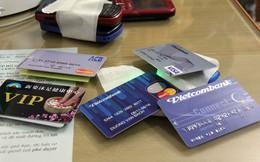 Trộm cắp từ thẻ tín dụng