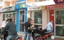Ngân hàng chưa công bố kế hoạch tăng phí rút tiền