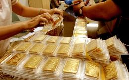 Giá vàng tăng mạnh lên sát 35,8 triệu đồng/lượng