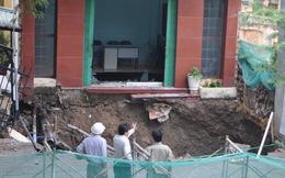 Ba tòa nhà của Tòa án nhân dân TP.HCM sụt lún nặng