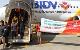 VietJetAir khai trương  đường bay Vinh – Đà Lạt