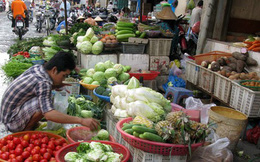 Tết Dương lịch thực phẩm âm thầm tăng giá