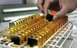 2 ngày đầu năm 2014, giá vàng tăng hơn 4%