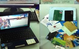 """Liên minh """"ma quỷ"""" trong vụ dùng thẻ tín dụng giả rút tiền Ngân hàng"""
