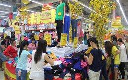 Mãi lực siêu thị tăng gần 300%