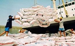Giá gạo xuất khẩu đầu năm giảm