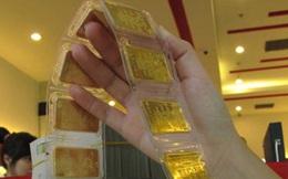 """Doanh số vàng đột biến trong """"ngày vàng"""""""