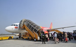 Từ 13-15/2: VietJetAir bán 35.000 vé máy bay giá 9.000 đồng