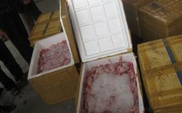 Đặt cọc 10 tỷ mới được tạm nhập tái xuất thực phẩm đông lạnh