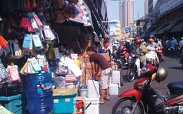 Loạn hóa chất ở chợ Kim Biên