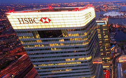 Lợi nhuận của HSBC năm 2013 đạt trên 22,5 tỷ USD