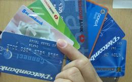 Gần 12 triệu thẻ ngân hàng được mở mới trong năm 2013