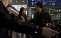 Hai người dùng hộ chiếu đánh cắp mua vé máy bay cùng nhau