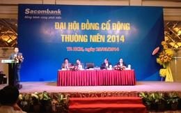 [Trực tiếp] ĐHCĐ Sacombank: Bức xúc nhưng 97,31% cổ đông vẫn đồng ý sáp nhập Phương Nam