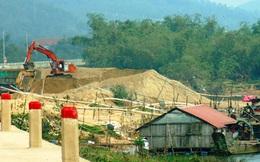 Giá cao ngất ngưởng, cát xây dựng vẫn 'cháy' hàng