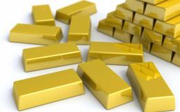 Giá vàng chạm đáy 3 tuần