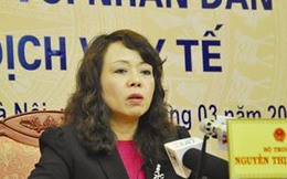 Bộ trưởng Bộ Y tế: Cảm ơn báo chí đã tuyên truyền về dịch sởi