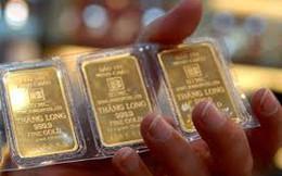 Giá mua vàng giảm nhẹ, vẫn cao hơn thế giới 2,8 triệu đồng/lượng