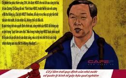 Dương Chí Dũng phải bồi thường 110 tỷ đồng