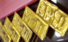 Mất gần 20 USD, giá vàng lại xuống dưới 1.290 USD/ounce