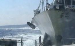 Ngư dân đã kéo tàu ra sát cánh cùng cảnh sát biển