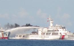 Tàu Việt Nam tiến sâu vào khu vực giàn khoan Trung Quốc