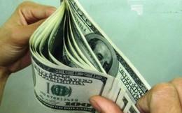Giá USD ngân hàng quay đầu lao dốc