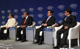 Họp báo quốc tế về các hoạt động của Thủ tướng tại Philippines