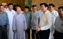 """Chủ tịch Nước: """"Phải bảo vệ bằng được chủ quyền thiêng liêng"""""""