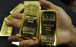 Giá vàng giảm xuống 1.315 USD/ounce