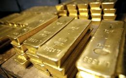 Giá vàng trượt mạnh nhất kể từ đầu tháng 12/2013