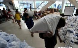 Philippines: Gạo dự trữ đạt 2,92 triệu tấn, đủ dùng cho 83 ngày
