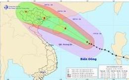 Công điện của Thủ tướng Chính phủ chỉ đạo đối phó với bão số 2