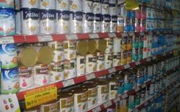 469 mặt hàng sữa cho trẻ em giảm giá từ 0,3- 26,37%