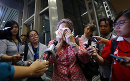 Những hình ảnh mới nhất về vụ máy bay MH17 của Malaysia