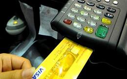 Cẩn thận khi dùng thẻ tín dụng