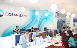 OceanBank: Nợ xấu tăng vọt lên 5,03%, lợi nhuận giảm hơn 60%