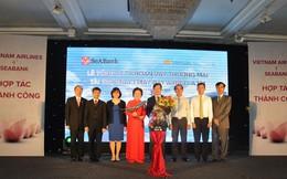 SeABank cho Vietnam Airlines vay vốn mua máy bay