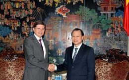 JP Morgan muốn tham gia tái cơ cấu ngân hàng thương mại ở Việt Nam