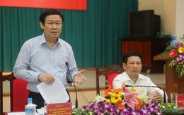 Trưởng Ban Kinh tế Trung ương làm việc với Thường trực tỉnh ủy 4 tỉnh Miền Trung